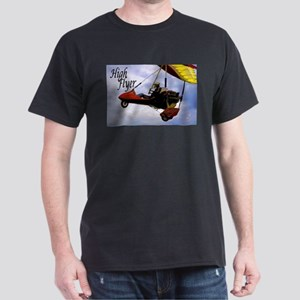 High Flyer Black T-Shirt