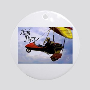 High Flyer Ornament (Round)