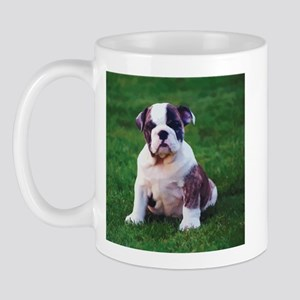 Cute Bulldog Mug