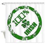 Irish Pride Shower Curtain