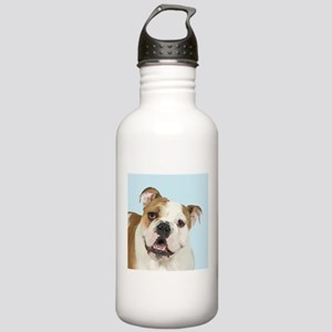 Blue Bulldog Stainless Water Bottle 1.0L