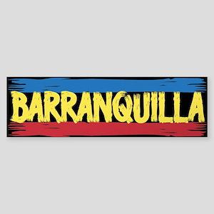 Barranquilla Bumper Sticker