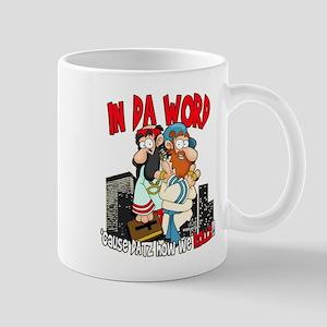 Datz How We Rollz Mug