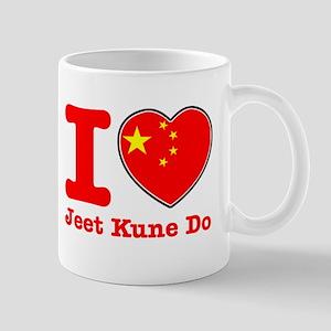 Jeet Kune Do Flag Designs Mug