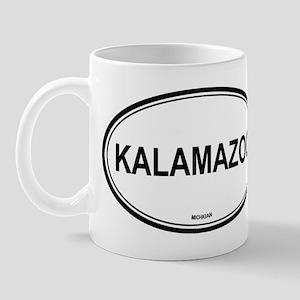Kalamazoo (Michigan) Mug
