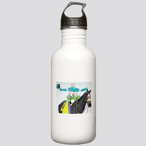Mike Smith and Zenyatta Stainless Water Bottle 1.0