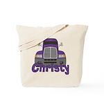 Trucker Christy Tote Bag