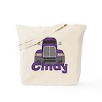 Trucker Cindy Tote Bag