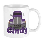 Trucker Cindy Mug