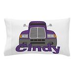 Trucker Cindy Pillow Case