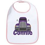 Trucker Connie Bib