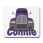 Trucker Connie Mousepad