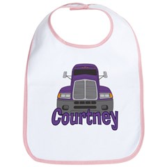 Trucker Courtney Bib