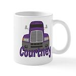 Trucker Courtney Mug