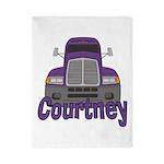 Trucker Courtney Twin Duvet