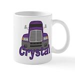 Trucker Crystal Mug