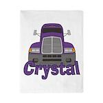 Trucker Crystal Twin Duvet
