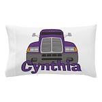 Trucker Cynthia Pillow Case