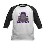 Trucker Dana Kids Baseball Jersey