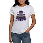 Trucker Danielle Women's T-Shirt