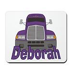 Trucker Deborah Mousepad