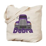 Trucker Debra Tote Bag