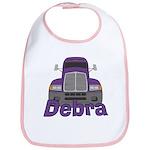 Trucker Debra Bib