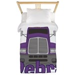 Trucker Debra Twin Duvet