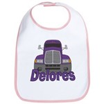 Trucker Delores Bib