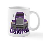 Trucker Delores Mug
