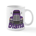 Trucker Diana Mug