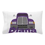 Trucker Diana Pillow Case