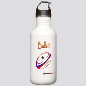 Balls Rugby 6000 Stainless Water Bottle 1.0L
