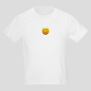 smiley Kids Light T-Shirt