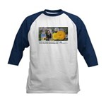 Eye on Gardening Host Logo Kids Baseball Jersey