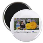 Eye on Gardening Host Logo Magnet