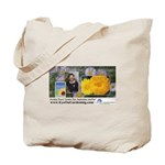 Eye on Gardening Host Logo Tote Bag