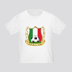 Italian World Cup Soccer Toddler T-Shirt
