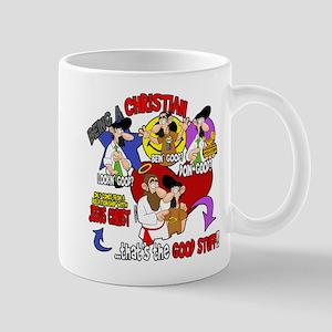 The Good Stuff Mug