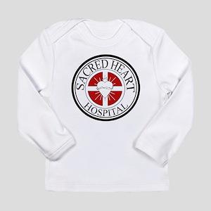 Sacred Heart Hospital Long Sleeve Infant T-Shirt