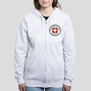 Sacred Heart Hospital Women's Zip Hoodie