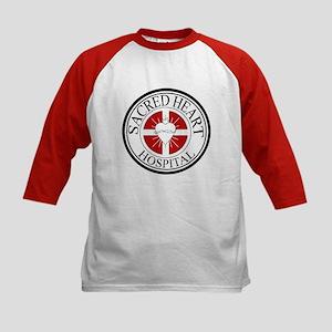 Sacred Heart Hospital Kids Baseball Jersey