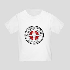 Sacred Heart Hospital Toddler T-Shirt