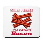 Quiet Please Mousepad