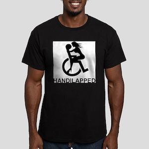 handi-lapped T-Shirt
