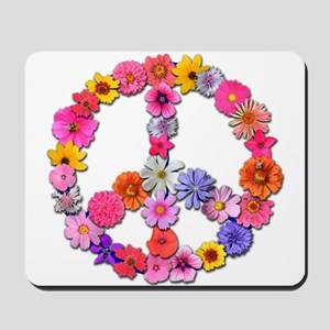 FloralPeace Mousepad