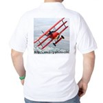 Fokker DR.1/VG-Photo Golf shirt