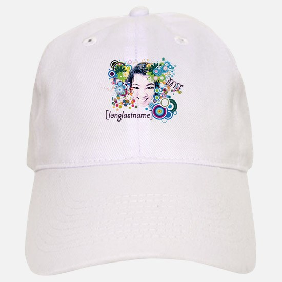 [longlastname] Baseball Baseball Cap