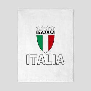 Italian World Cup Soccer Twin Duvet