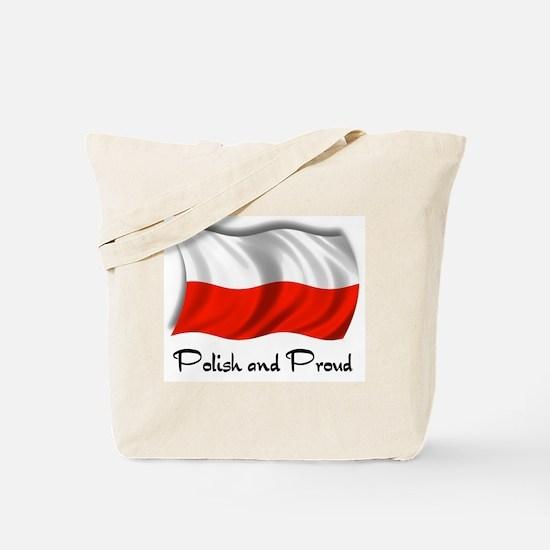Polish and Proud Tote Bag